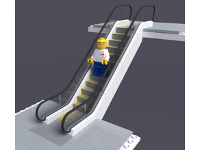Lego Compatible Escalators