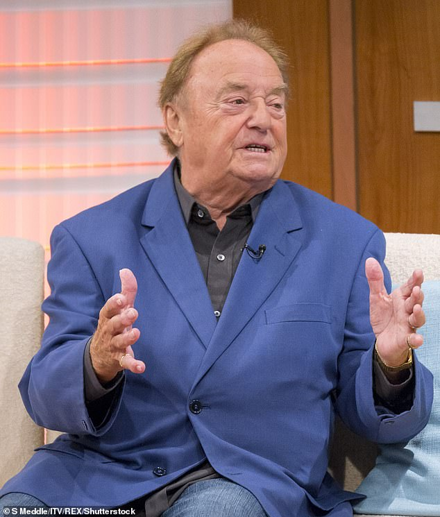 Gerry Marsden, 76, thanked fans for their