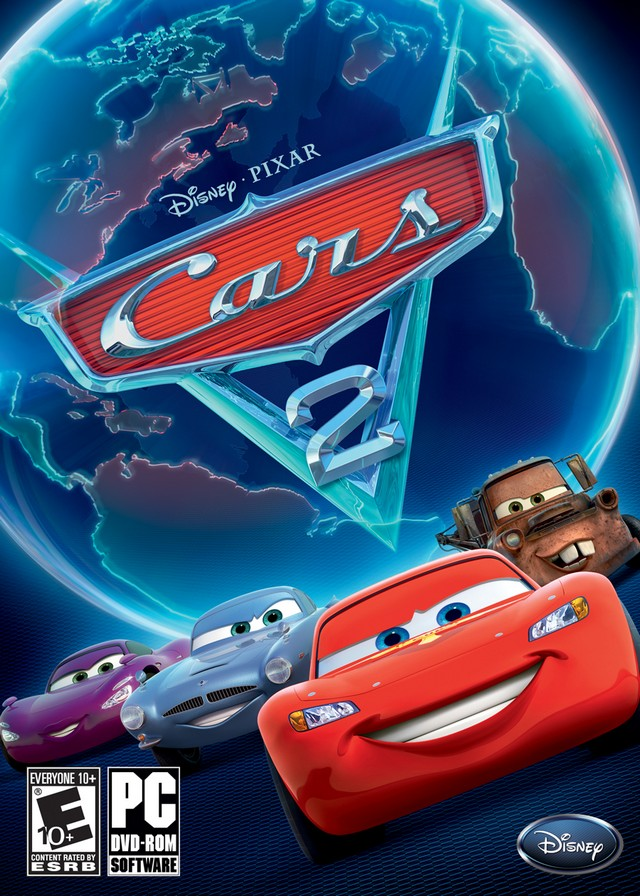 Тачки 2 / Cars 2 (2011) HDTVRip