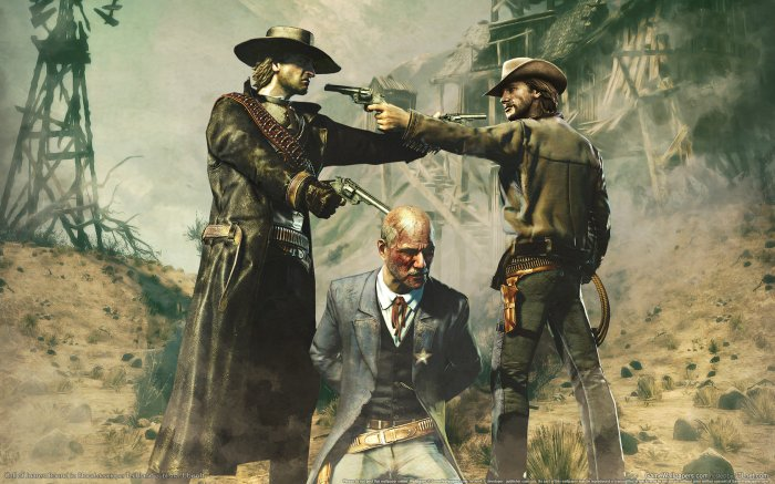 Call of Juarez [RUS/ENG/2011] [CD]