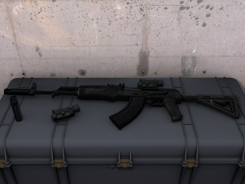 TACTICAL AK-47