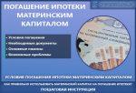Можно погасить ипотеку материнским капиталом – Погашение ипотеки материнским капиталом в 2019 году: условия и документы