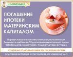 Погашение ипотеки материнским капиталом документы – Документы, необходимые для погашения ипотеки материнским капиталом
